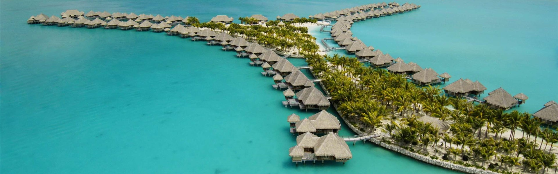 Marco Polo - The St Regis Bora Bora Resort - ostrov Bora Bora -