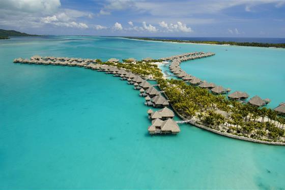 Marco Polo - The St Regis Bora Bora Resort - ostrov Bora Bora -