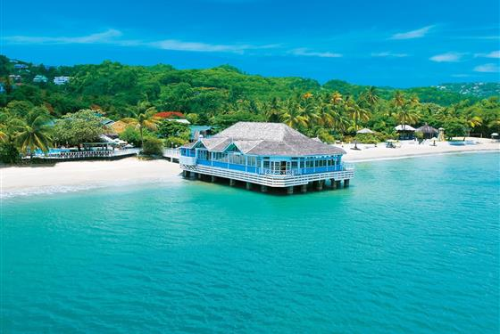Marco Polo - Sandals Halcyon Beach -