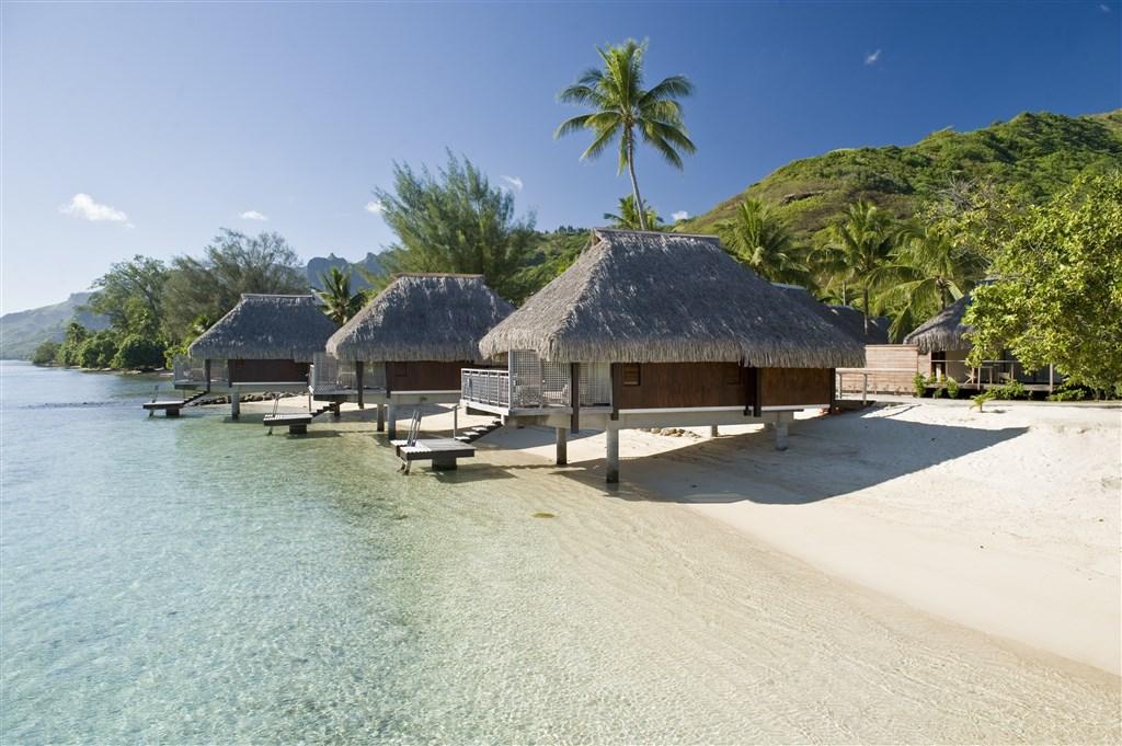 Hilton Moorea Lagoon Resort & Spa - ostrov Moorea - Francouzská Polynésie