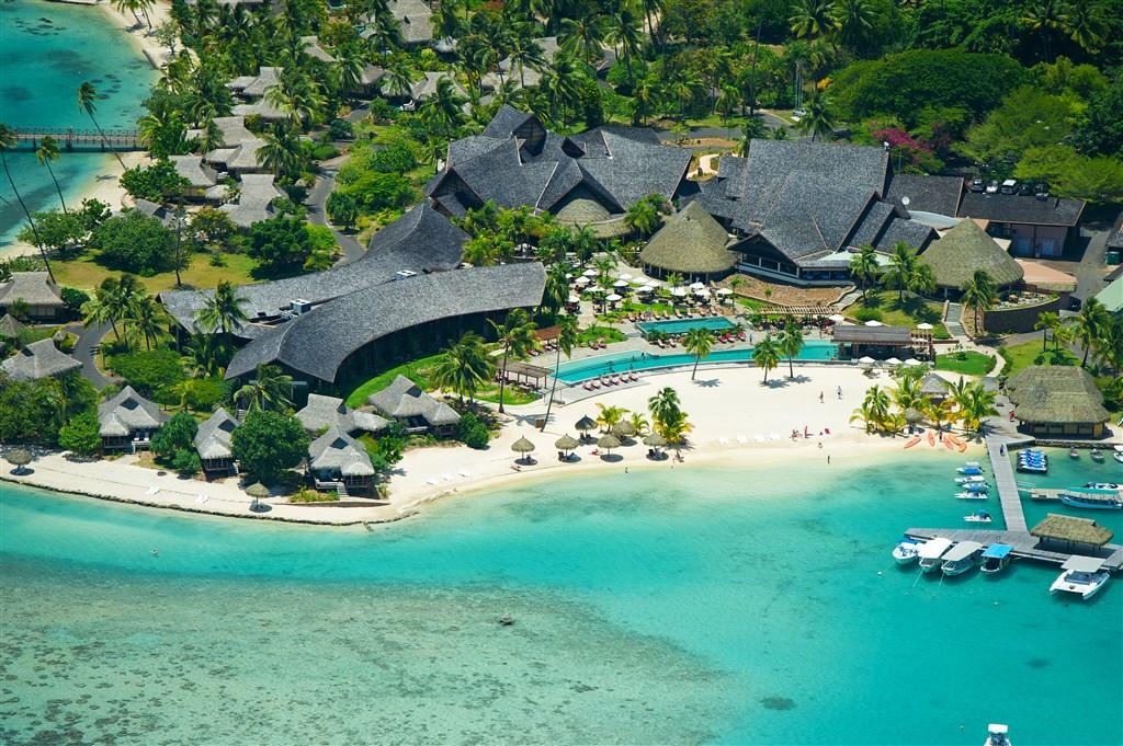 InterContinental Resort And Spa Moorea - ostrov Moorea