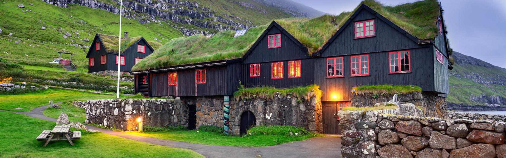 Faerské ostrovy -