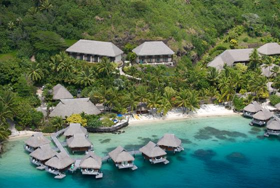 Marco Polo - Maitai Polynesia - ostrov Bora Bora -