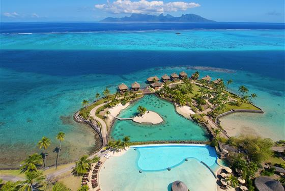 Marco Polo - InterContinental Resort Tahiti & Spa - ostrov Tahiti -