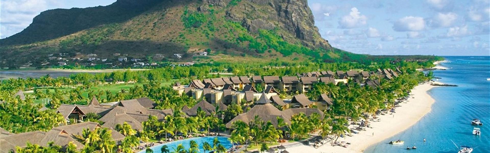 Paradis Beachcomber Golf Resort & Spa -