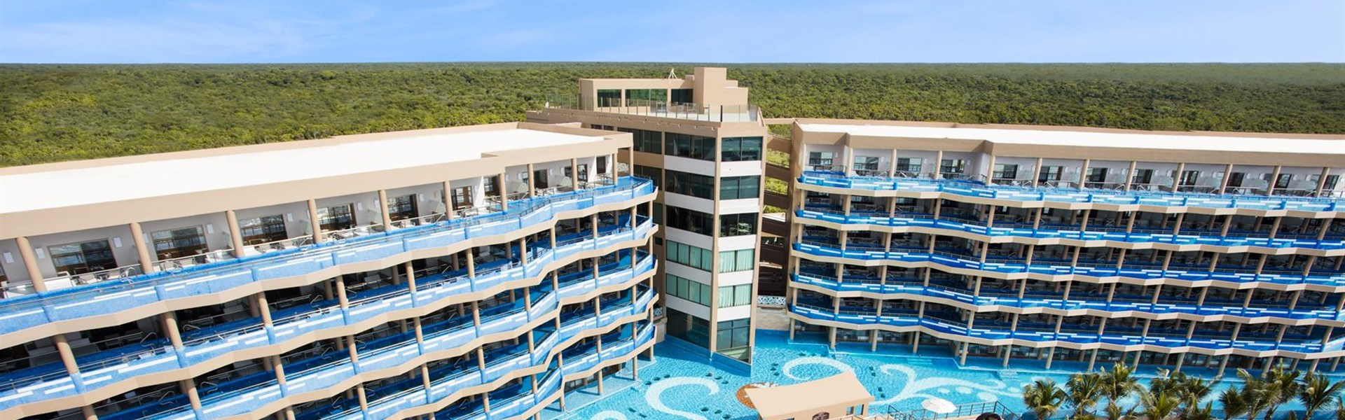 Marco Polo - El Dorado Seaside Suites -