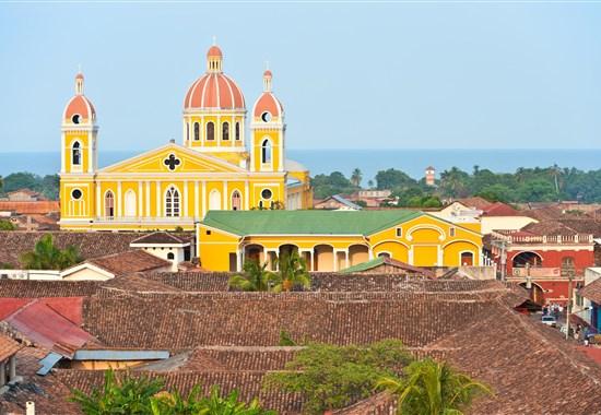 Poklady Střední Ameriky Kostarika a Nikaragua Fly & Drive - Kostarika -