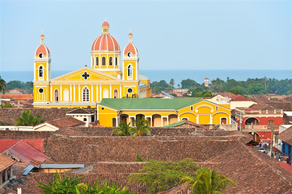 Poklady Střední Ameriky Kostarika a Nikaragua Fly & Drive - Nikaragua