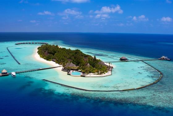 Marco Polo - Komandoo Island Resort + Spa -