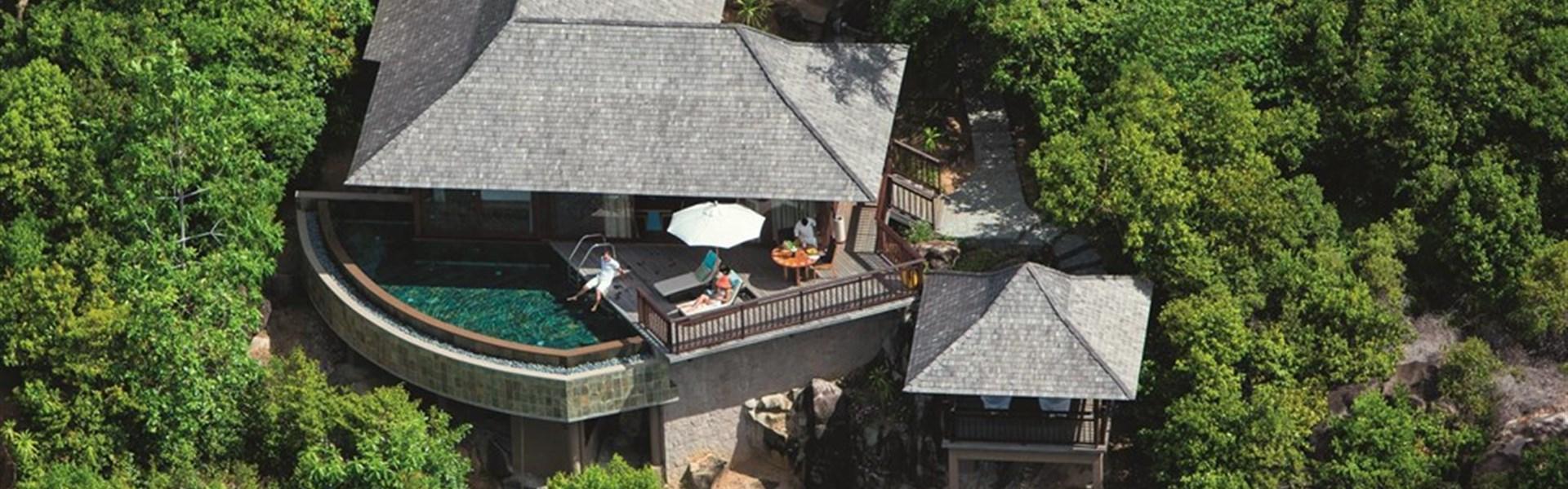 Marco Polo - Constance Ephelia Seychelles - Hillside Villa
