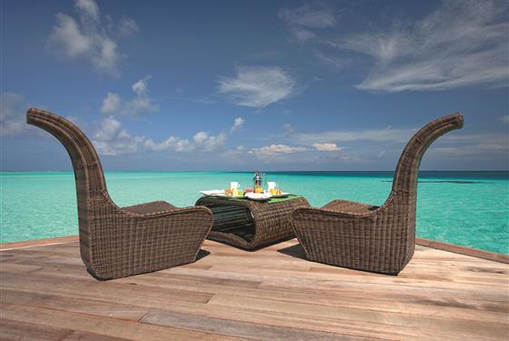 Marco Polo - Constance Moofushi Maldives -