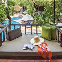 The Tubkaak hotel Krabi - ADULTS ONLY - pokoj deluxe - ckmarcopolo.cz