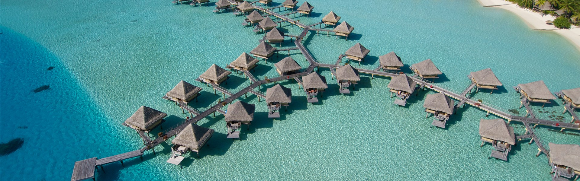 Intercontinental Le Moana Bora Bora Resort - ostrov Bora Bora -