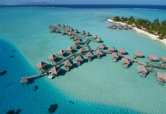 Intercontinental Le Moana Bora Bora Resort - ostrov Bora Bora - Francouzská Polynésie -