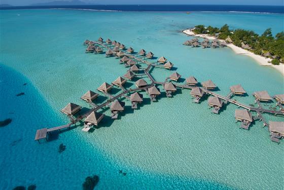 Marco Polo - Intercontinental Le Moana Bora Bora Resort - ostrov Bora Bora -