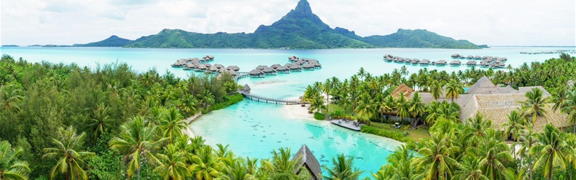 Marco Polo - Intercontinental Bora Bora Resort & Thalasso Spa  - ostrov Bora Bora -