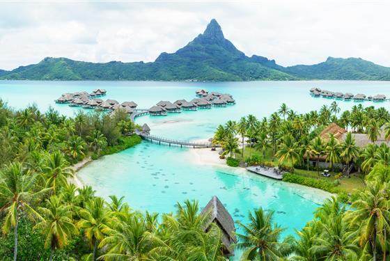 Marco Polo - Intercontinental Bora Bora Resort & Thalasso Spa  - ostrov Bora Bora -