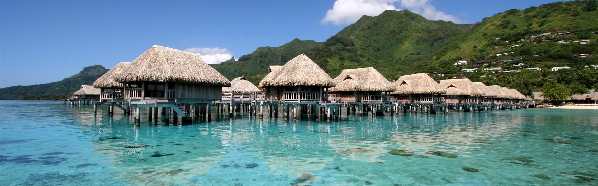 Marco Polo - Sofitel Moorea Ia Ora Beach Resort - ostrov Moorea -