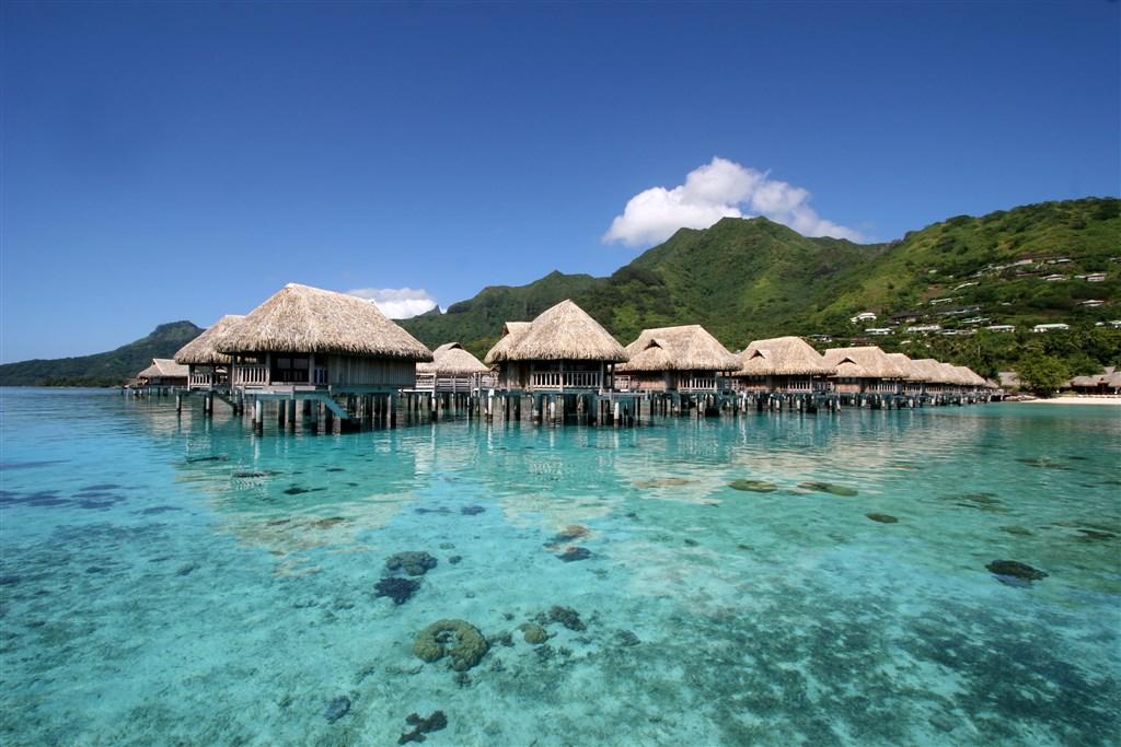 Sofitel Moorea Ia Ora Beach Resort - ostrov Moorea - Salvador