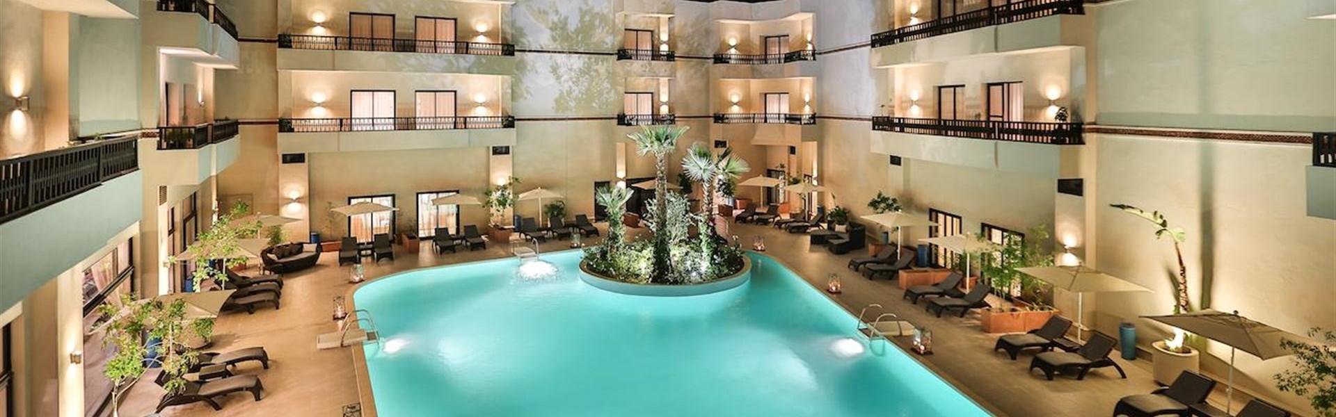 Marco Polo - Kech Boutique Hotel & Spa Marrákeš - Hotelový bazén