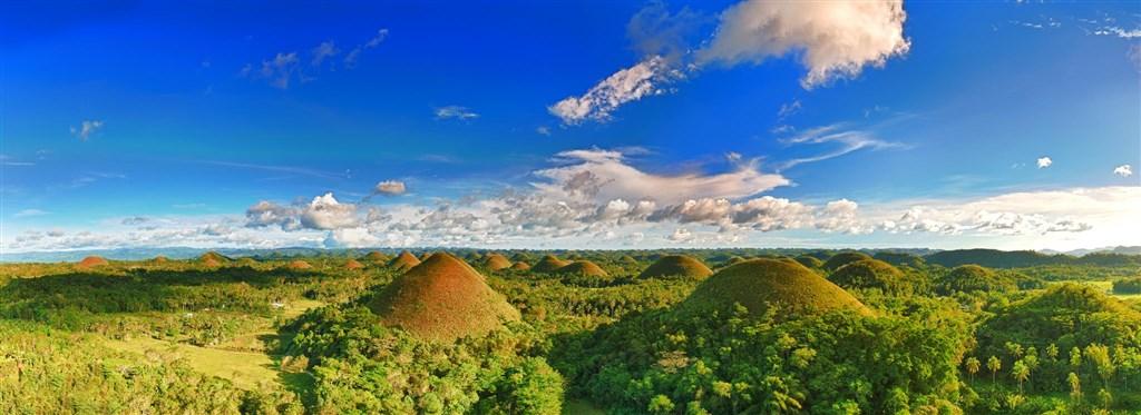 Přírodní krásy a pláže Boholu - Filipíny