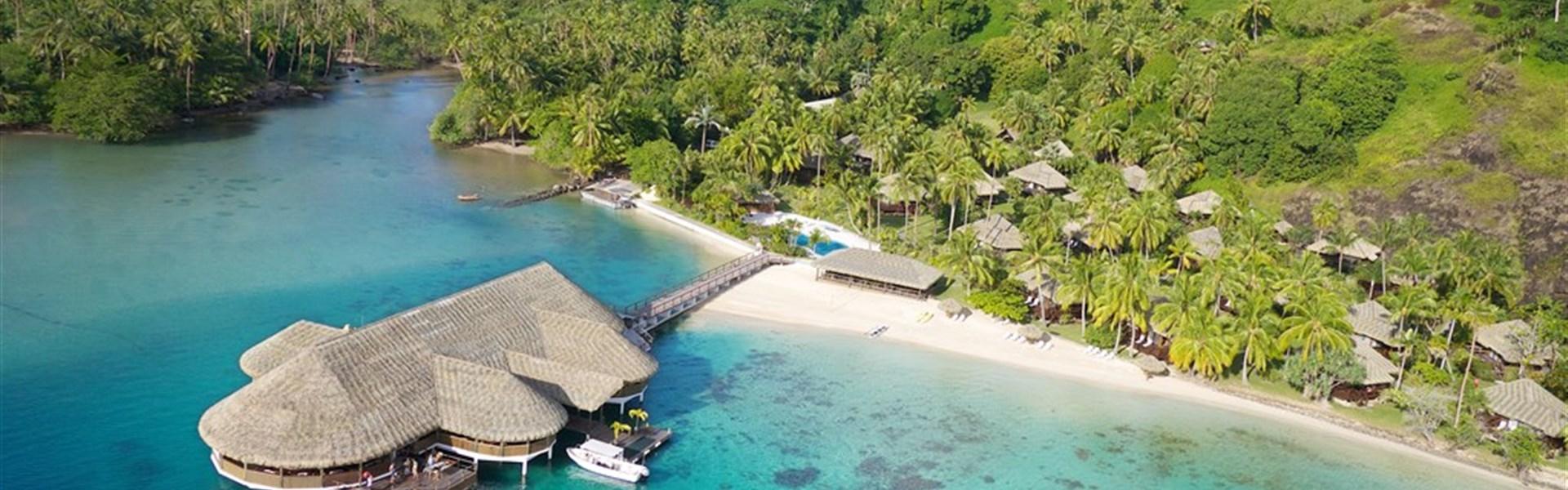 Marco Polo - Royal Huahine - ostrov Huahine -