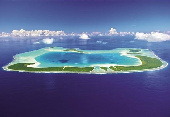 The Brando - ostrov Tetiaroa - Francouzská Polynésie -