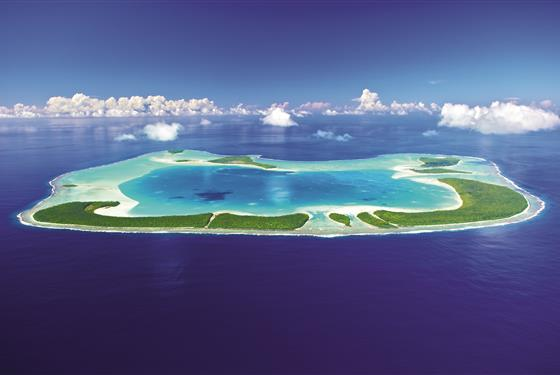 Marco Polo - The Brando - ostrov Tetiaroa -