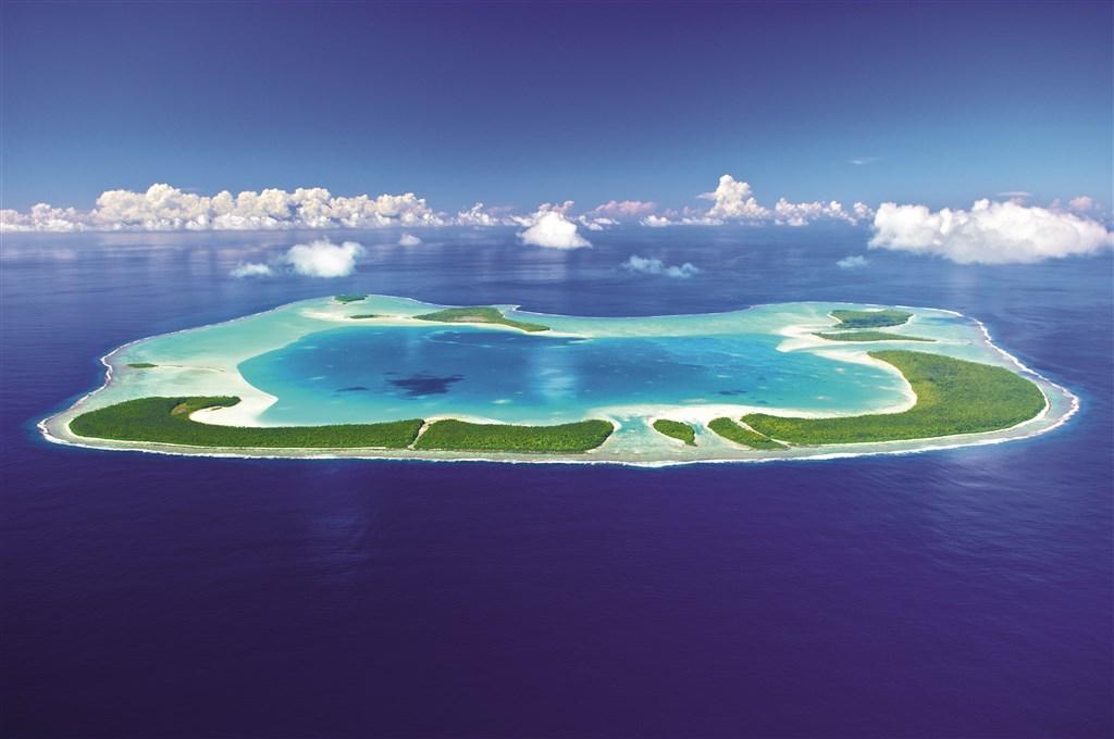 The Brando - ostrov Tetiaroa - Austrálie a Oceánie