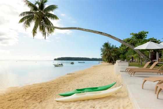 Marco Polo - Moorea Beach Lodge - ostrov Moorea -