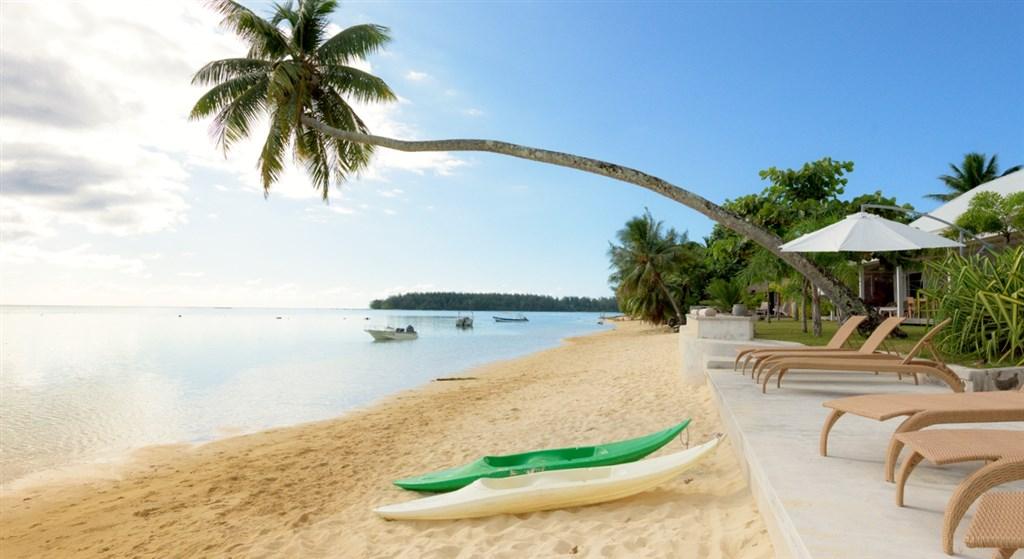 Moorea Beach Lodge - ostrov Moorea - Francouzská Polynésie