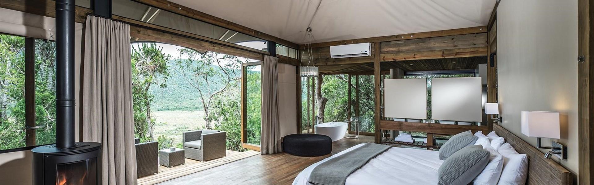 Marco Polo - Settlers Drift - Luxusní safari stan