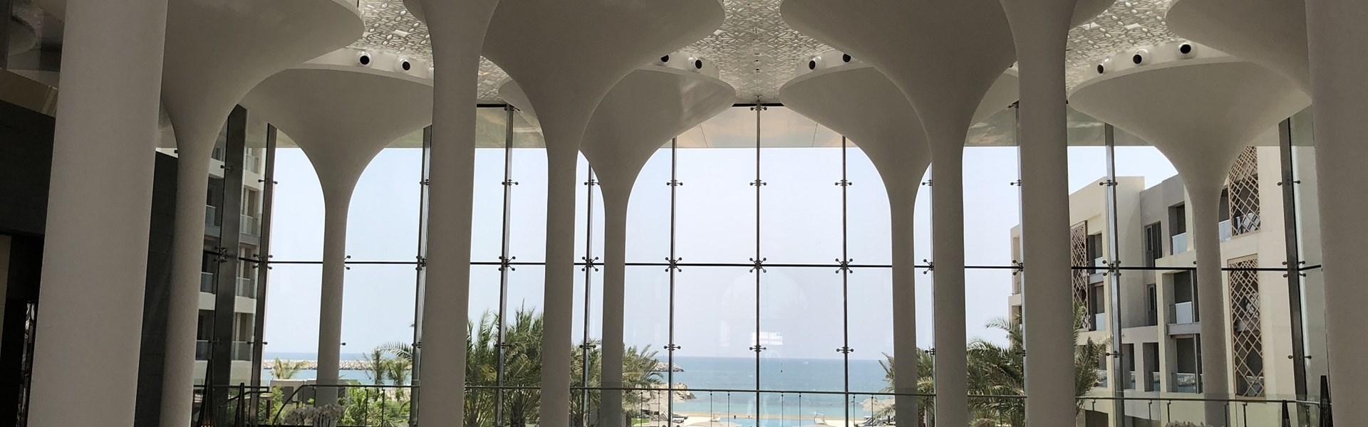 Marco Polo - Kempinski hotel Muscat -