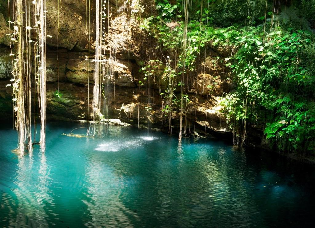 Poloostrov Yucatán Fly & Drive -