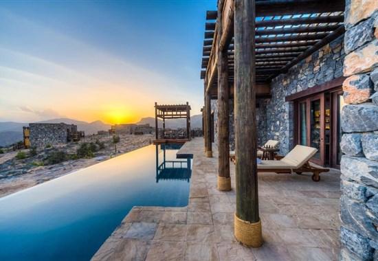 Výlet do horského ráje Alila Jabal Akhdar -  -