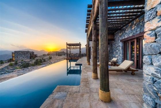 Marco Polo - Výlet do horského ráje Alila Jabal Akhdar -
