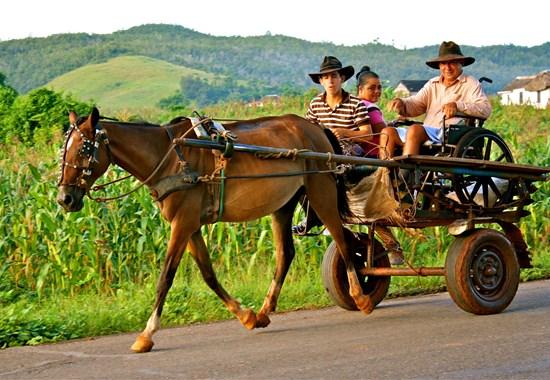 Kuba plná dobrodružství Fly & Drive - Kuba -