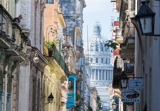 Kuba plná dobrodružství Fly & Drive - Kuba