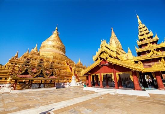Okruh Barmou a Kambodžou - Asie