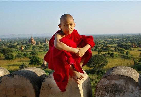 Okruh - To nejlepší z Barmy - Asie