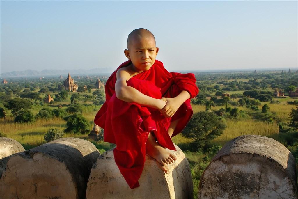 To Hlavni z Barmy - Asie