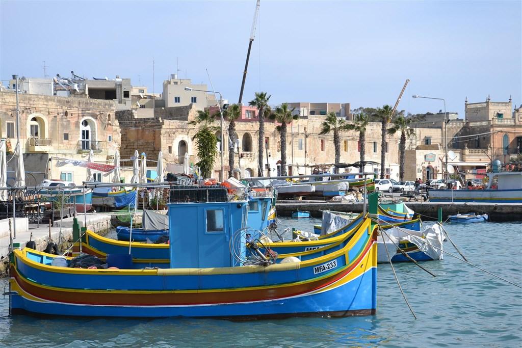 Malta a Gozo s českým průvodcem - Malta