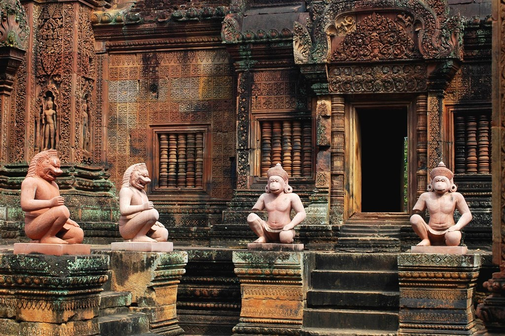 To hlavní z Kambodže - Kambodža