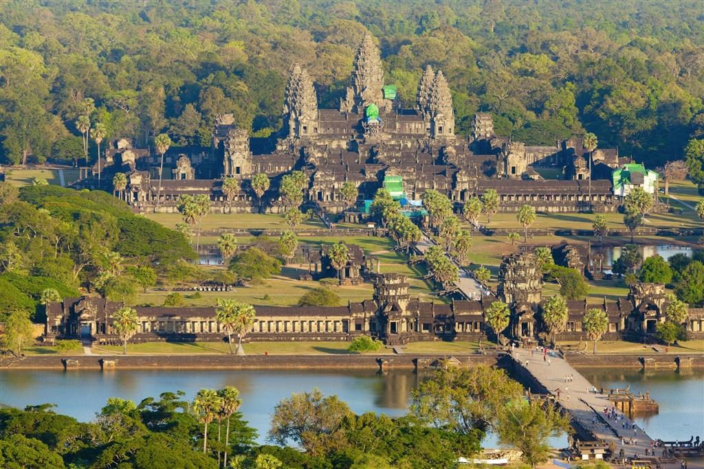 To hlavní z Kambodže - Tchaj-wan