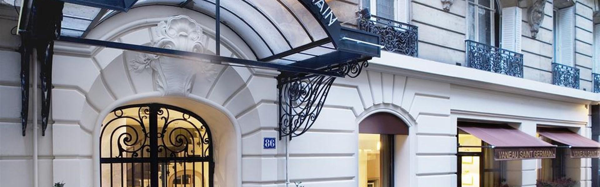 Marco Polo - Paříž Hotel Vaneau St Germain -