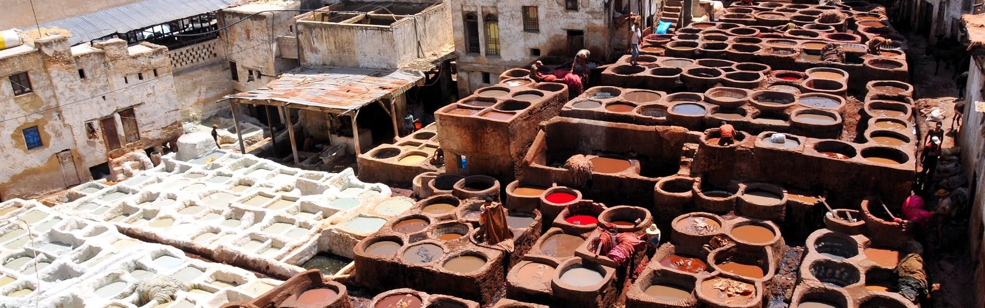 Královská cesta Marokem s českým průvodcem
