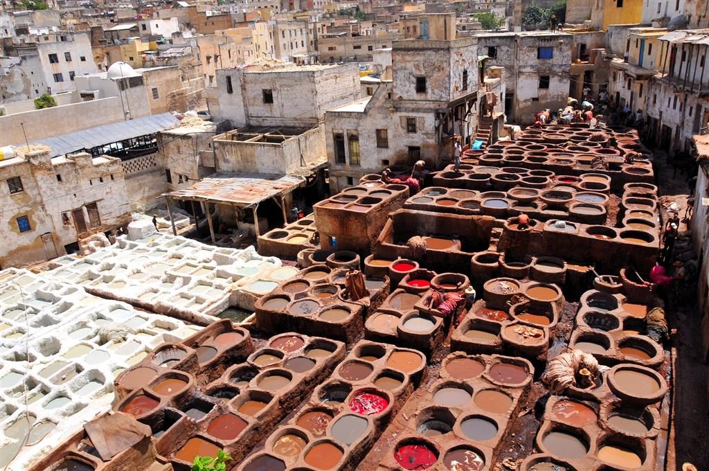 Královská cesta Marokem -