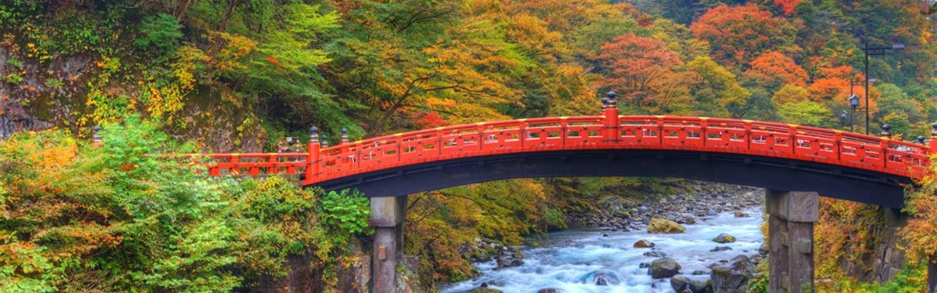 Japonsko - 9 dní s českým průvodcem -