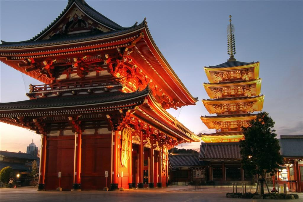 Momiji - Japonsko s českým průvodcem -