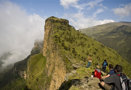 Okruh severní Etiopií s možným prodloužením v Danakilu - Etiopie -